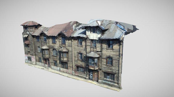 Casona Recreo 3D Model