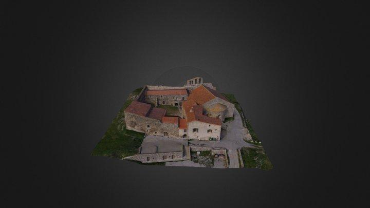 Marcevol (photogrammétrie) 3D Model