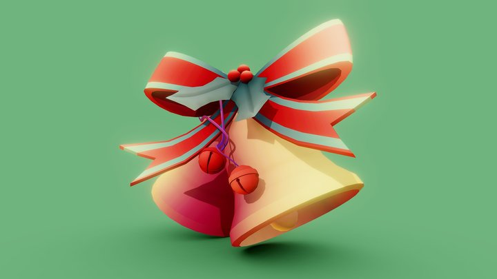 Jingle Bells - 3December 3D Model