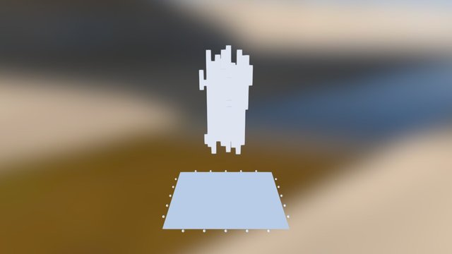 Instalation 3D Model