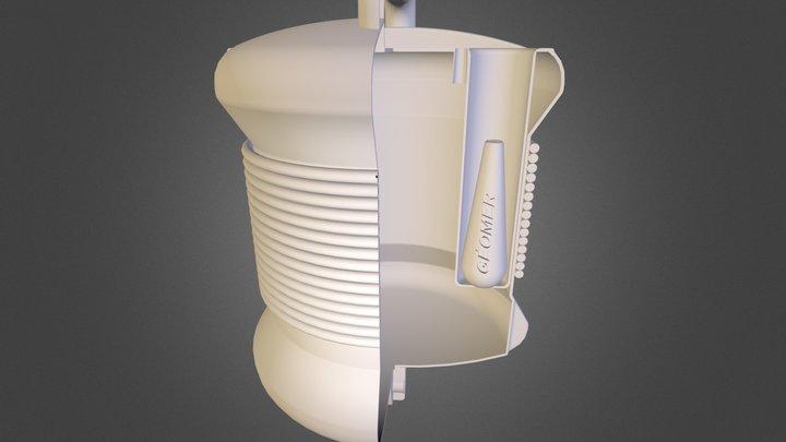 Balise2 3D Model