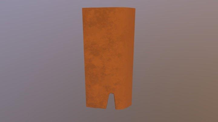 Sec5 Wall 3D Model