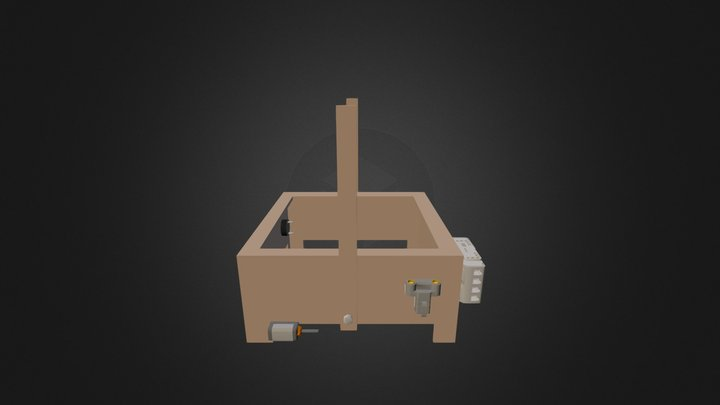 KK Prototype 3D Model