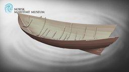 Renaissance boat BC06 (Aid. 118071) 3D Model