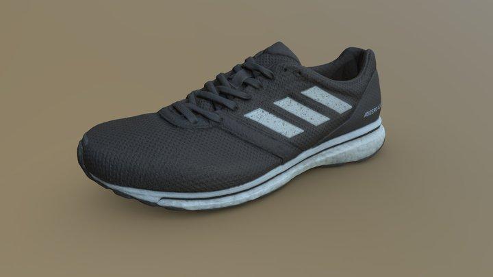 Adidas Adizero Adios 4 Sneaker 3D Model