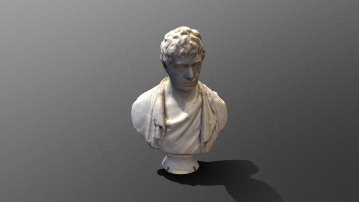 Hume 3D Model