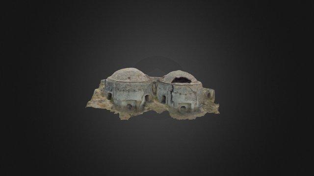Hornos De Azufre 3D Model