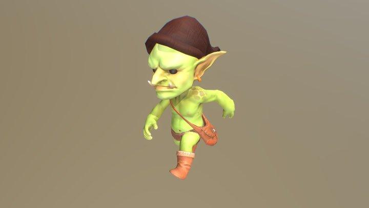 GB 3D Model