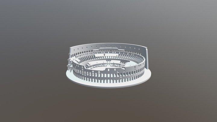 Colosseum - Rome 3D Model