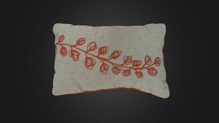 Pillow - High Res 3D Model