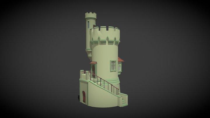 HW 6.2 Detail draft 3D Model