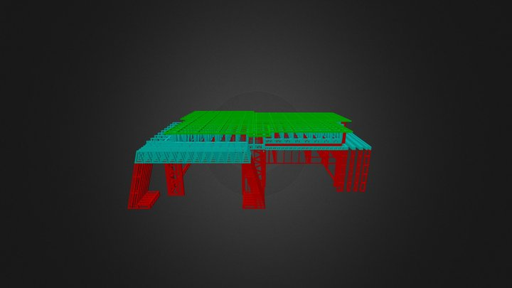 Sales Office 3D Model