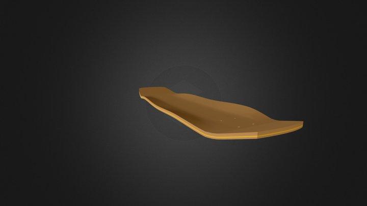 Prototype v1 : cruiser du Prince à Roulettes 3D Model