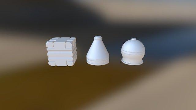 Exercise 01 3D Model