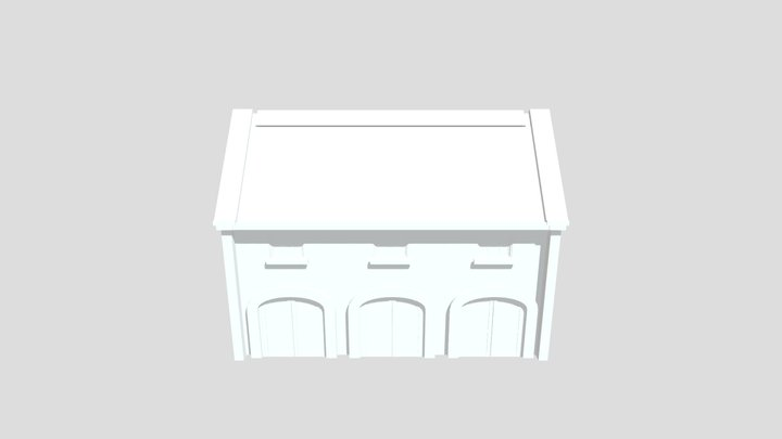 My House 3D Model
