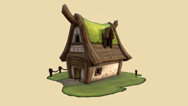 House Design 3D Model
