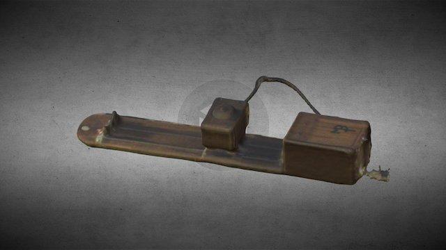 Camera Slider 3D Model 3D Model