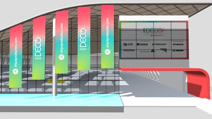 EXPODECO 2020_PRUEBA 01 3D Model