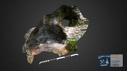 Prehistoric Copper Mine - Bauernzeche (Tyrol) 3D Model