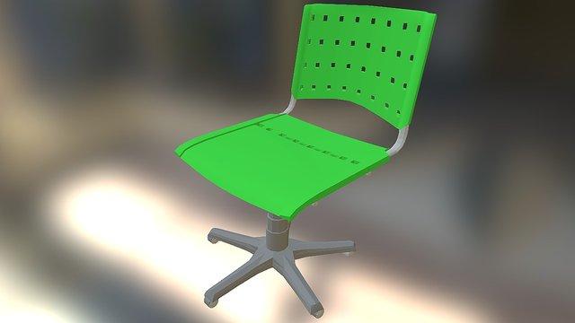 Cadeira de Escritório. 3D Model