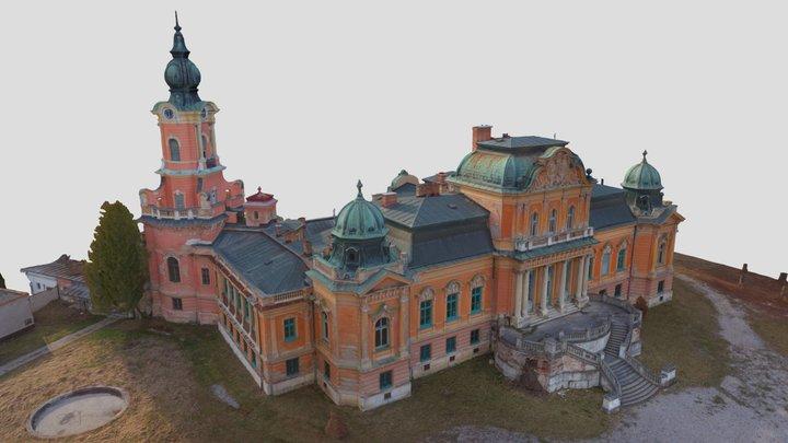Spissky Hrhov - Kaštiel 3D Model