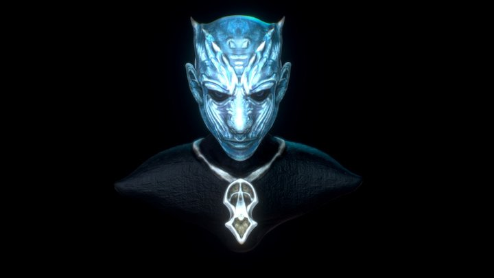 Night's King :Game of Thrones 3D Model