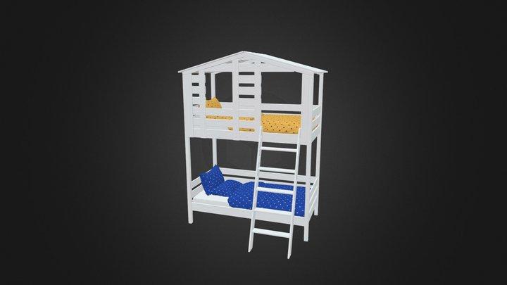 Домик 2.0 3D Model