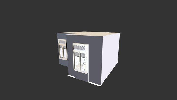 2018 03 Miodowa 3D Model