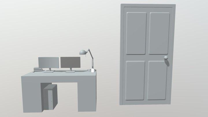 pour visuels 3D Model