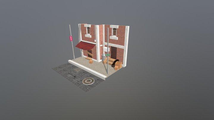 aL PNCO N FUNNAB, PER AH L HC HAS QU TD STÁ VEN; 3D Model