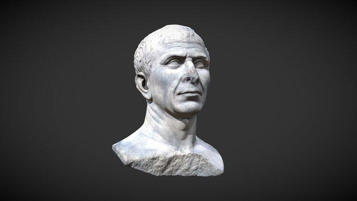 Presumptive portrait of Julius Caesar 3D Model