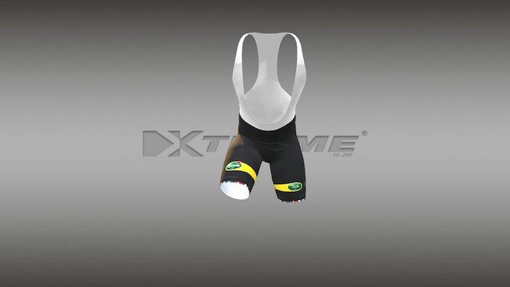 Rynkeby DK 4210 Ride 3D Model
