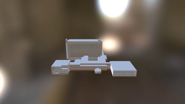 Slimnica 3D Model