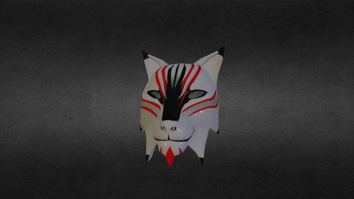 Lynx Mask 3D Model