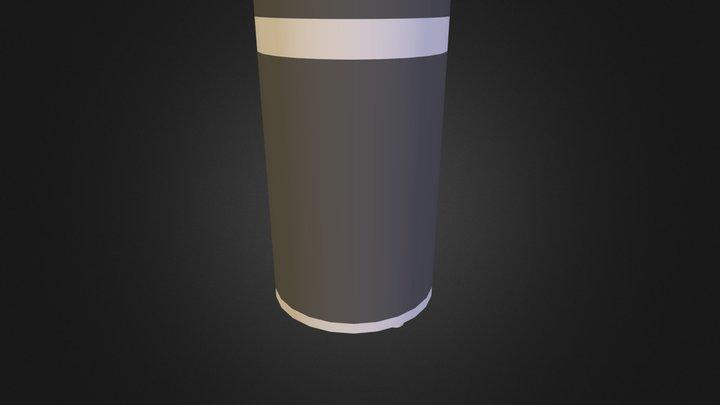 pump v2 3D Model