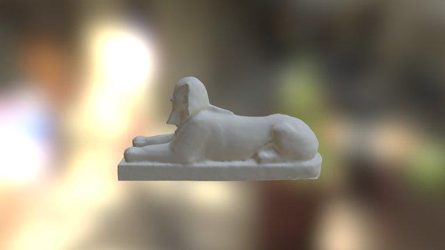 Sphinx Of Hatshepsut 3D Model