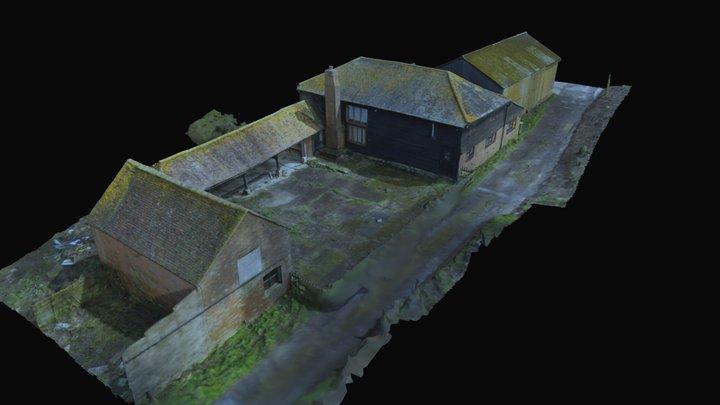 Coomblands 3D Model