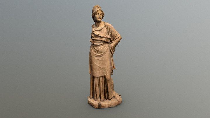 Newton Hall (Walston) Athena 3D Model