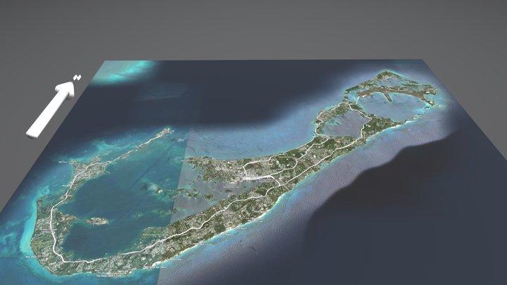 Bermuda 3D Model