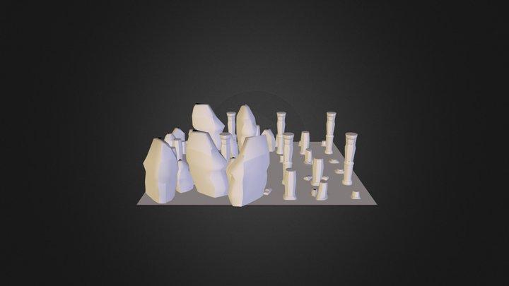 Envrio Object 3D Model