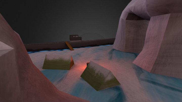 Breaking_ice_floor.FBX 3D Model