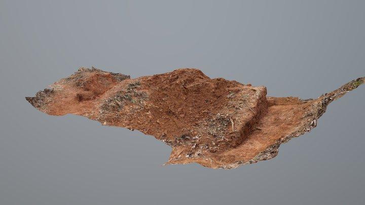 Unicoy Turnpike_Berm 6 3D Model