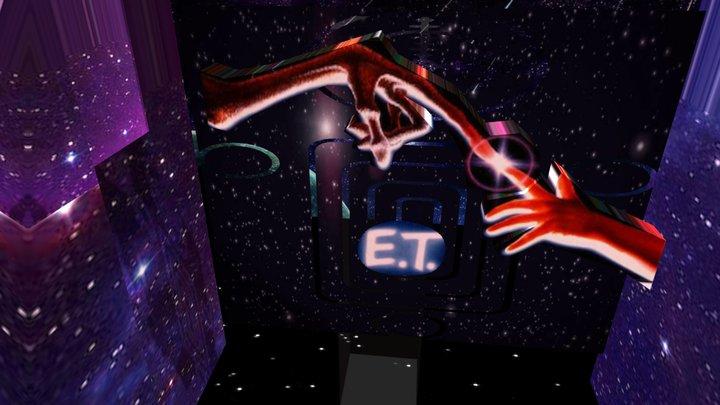 SCI-FI IN FILMS 3D Model