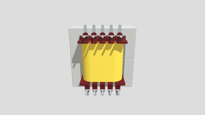 DEMS-42-PIN 3D Model