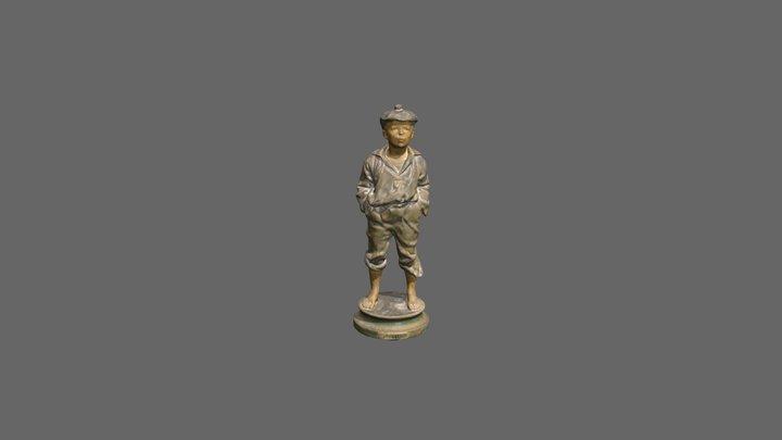 Le Siffleur 3D Model