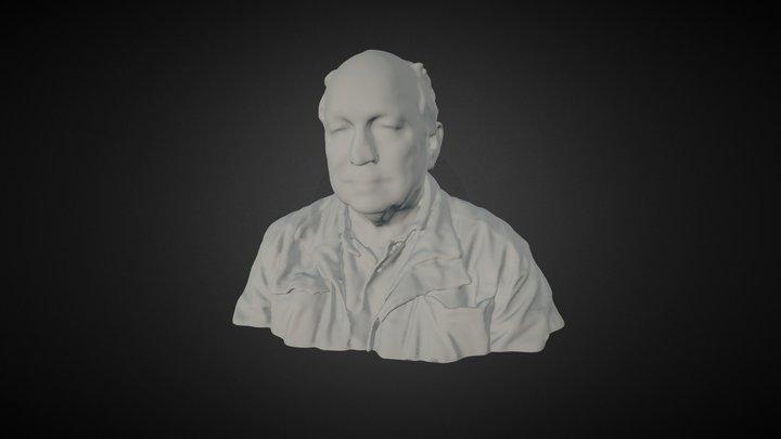 Srečko Čož 3D Model