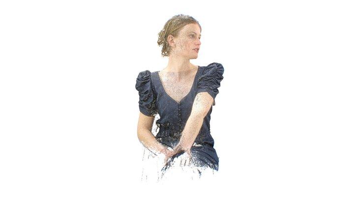 Portrait 12 - 2013 3D Model