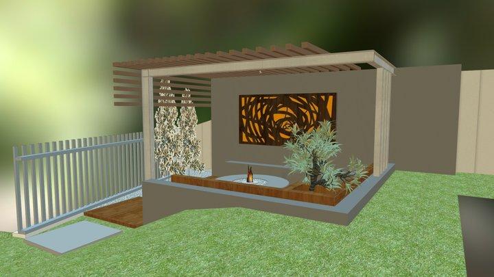 Birtinya Outdoor Living 3D Model