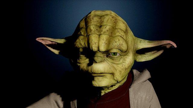 Yoda-test-04 3D Model