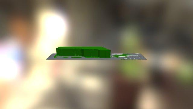 432 3D Model